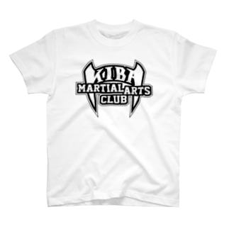 ZOX Official StoreのKIBAマーシャルアーツクラブ公式ロゴ T-shirts
