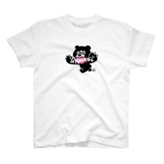 """bear """"GRAAAR"""" T-shirts"""