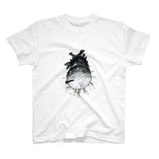 ヤノベケンジ《ザ・スター・アンガー》 T-shirts