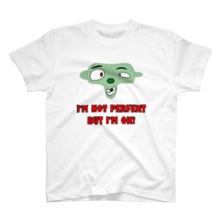 I'm not perfekt T-shirts