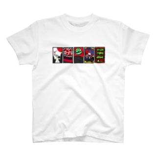 新·五光極楽五六四 T-shirts
