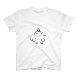 タコカー T-shirts