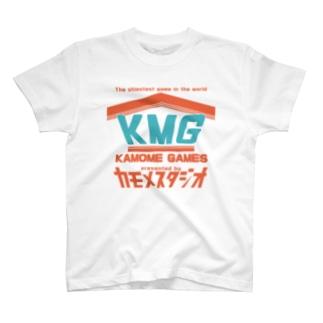 KAMOME GAMES T-shirts