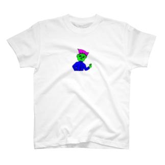気さくな先輩 T-shirts