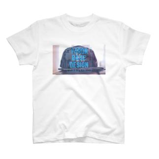 ユニセックス LA CAP T-shirts