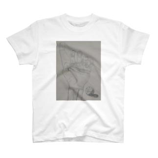決意 T-shirts