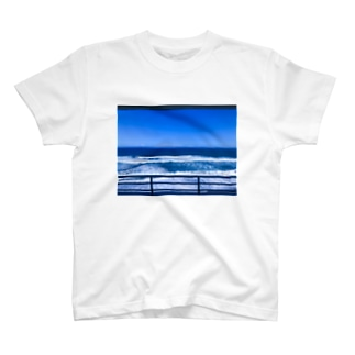 go to sea T-shirts
