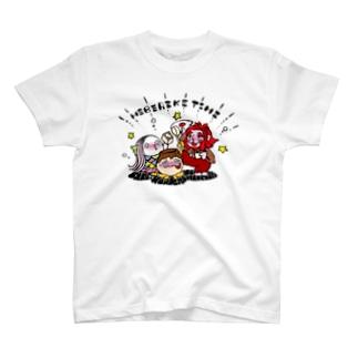 ヘベレケタイム T-shirts