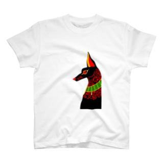 アヌビスさん T-shirts