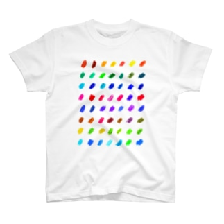 わたしパレット T-shirts