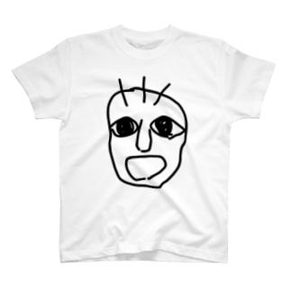 べびーふぇいす T-shirts