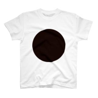 黒丸 T-shirts