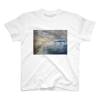 箕沖から仙酔島-200928 T-shirts