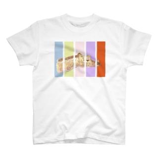 はじめまして ちいさいひと T-shirts