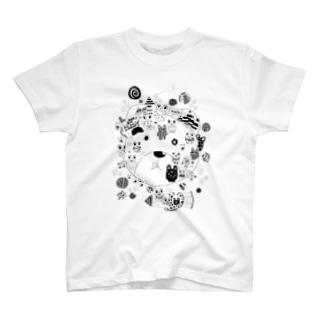 ポラリス T-shirts