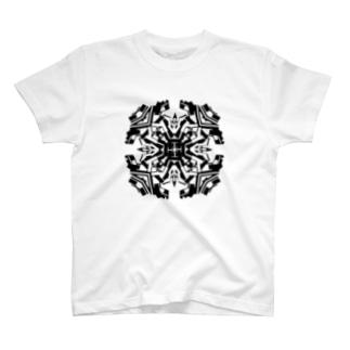 クロック T-shirts