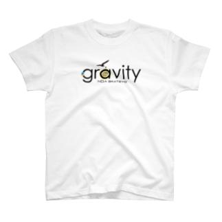 GravityBlacklogo ver2 T-shirts