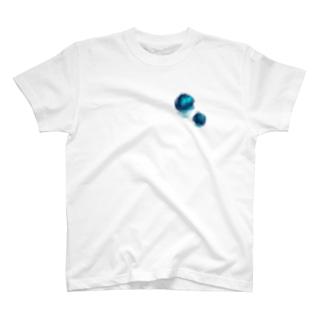 四角い涙 T-shirts