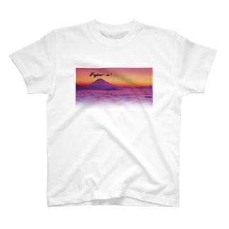 Fujisa〜n! FUYU  T-shirts