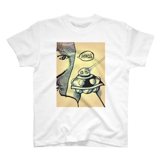 UFO!!! T-shirts