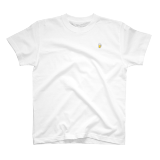 白いくつのびやー T-shirts