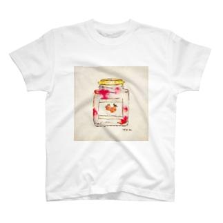 空のイチゴジャムくん T-Shirt