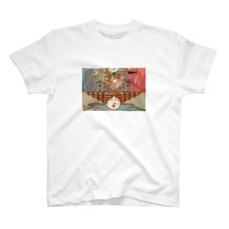 崩れない幻想 T-shirts