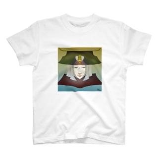 強さと美学の精神 T-shirts
