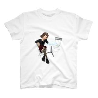 お茶しないちゃん⭐︎ T-shirts