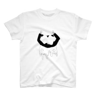 ぱんだがーる T-shirts