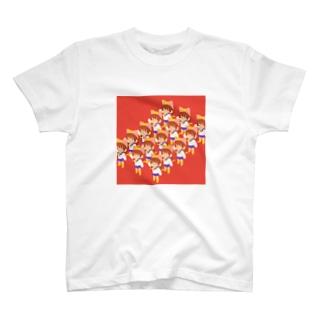 オモゐデ缶バッチ T-shirts