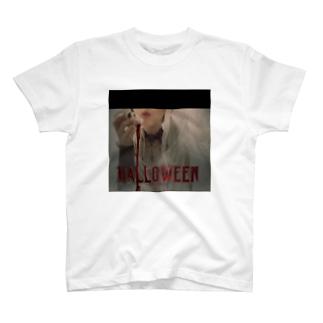 ハロウィンガール T-shirts