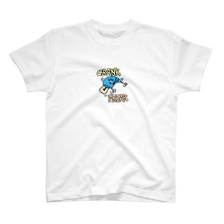 クランクフリーク T-shirts