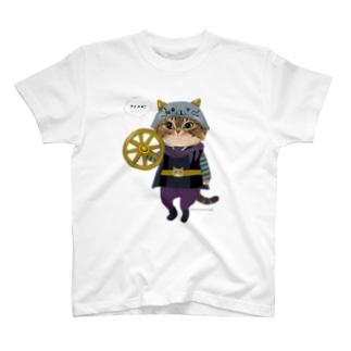 バイキングジェイ T-shirts