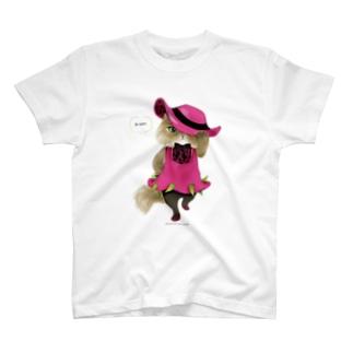 帽子屋ノエルちゃん T-shirts