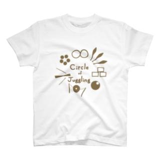 CoJ運営Tシャツ(ホワイト、ライトピンク) T-shirts
