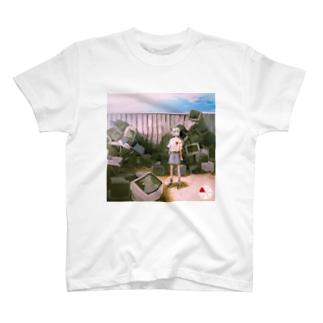 SONOMANMA  T-SHIRT T-shirts