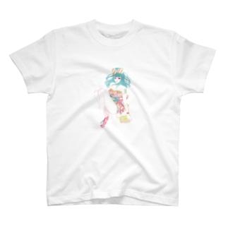 響子ちゃん T-shirts