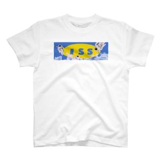 愉快な宇宙飛行士たち T-shirts