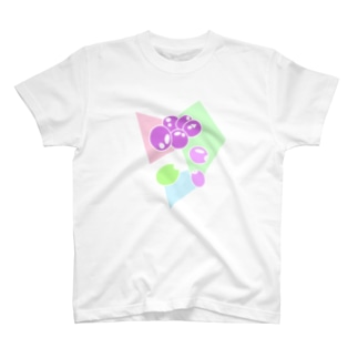 ぶどうパラダイス T-shirts