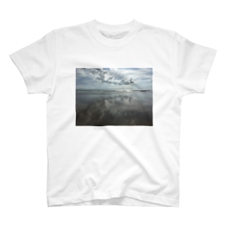 水鏡 T-shirts