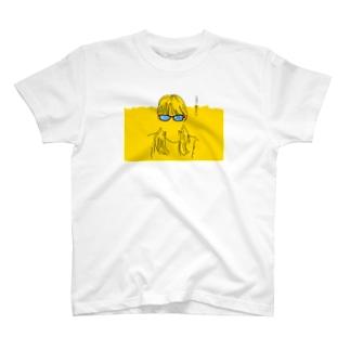 ビール娘 T-shirts