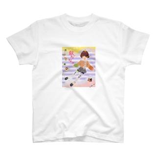 秋だなァ T-shirts