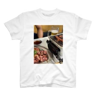 うまそうTシャツ@焼き肉 T-shirts