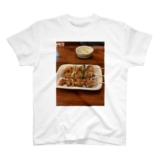 うまそうTシャツ@YAKITORI T-shirts