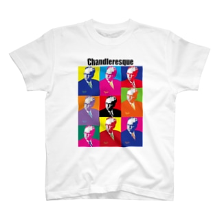 Chandleresque〜チャンドレスク〜 T-shirts