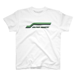 モーターサイクルLINE Tシャツ T-shirts