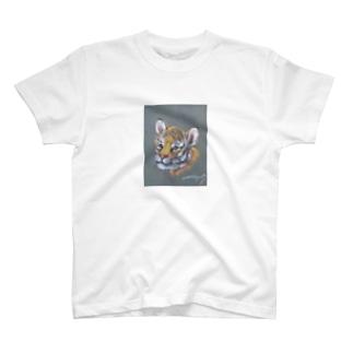 虎の仔2020 T-shirts