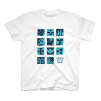 Motion In The Ocean T-shirts