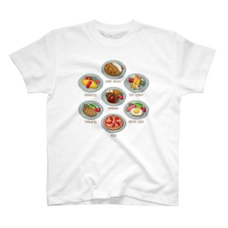 YOUSHOKU_2 T-shirts